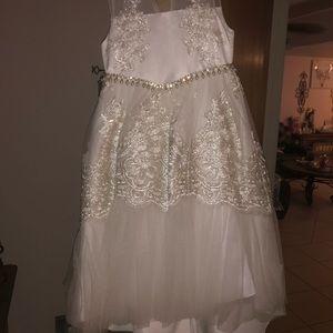 Other - Girls Holy Communion Dress Size 4